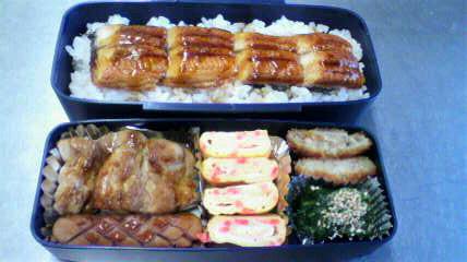 本日のお弁当♪…(1<br />  0・5)