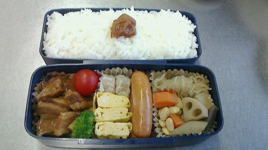 本日のお弁当(^O^)<br />  /